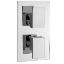 SQ4 Recessed Shower Valve 2 Way
