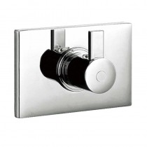 STR8 Thermostatic Mixer Dual Outlet