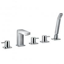 STR8 Five Hole Bath Shower Mixer