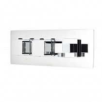 Roper Rhodes Veer Thermostatic Dual Function Shower Valve with Outlet SV3011