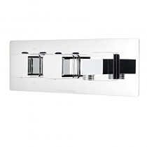 Roper Rhodes Veer Thermostatic Dual Function Shower Valve with Handset Outlet