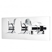 Stream Dual Function Shower Valve with Outlet