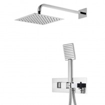 Hydra Dual Function Shower System with Shower Head and Handset SVSET74