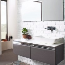 Sync Wall Basin Mixer