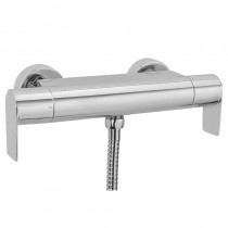 Ashdown Exposed Thermostatic Exposed Shower Valve Chrome