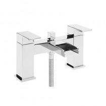 Lingfield Bath Shower Kit Chrome-2