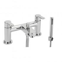 Wakehurst Bath Shower & Kit Chrome