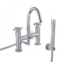 Tec Crosshead Bath Shower Mixer