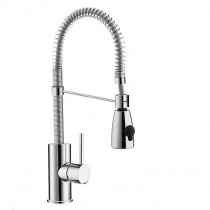 Target Monobloc Sink Mixer with Pull Out Spray