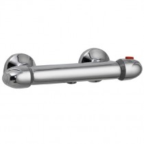 Thermoforce 1 Round Shower Valve