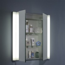 Transition Aluminium Bathroom Cabinet