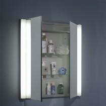Transition Aluminium Bathroom Cabinet