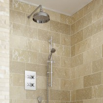 Bristan Trinity Thermostatic Shower Package