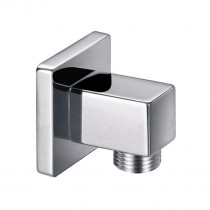 TS Square Wall Outlet Elbow