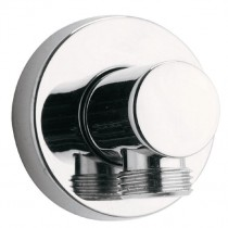 TS Round Wall Outlet Elbow