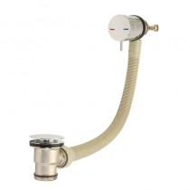 Tapstore Lever Bath Filler with Built in On Off Valve