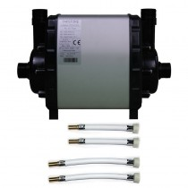 Turboboost + 1.5 bar shower pump