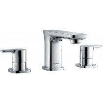 Urban 3 Hole Basin Mixer