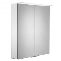 Virtue Bathroom Cabinet White Gloss