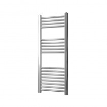 Vogue UK Axis 1000 x 400 Straight Chrome Towel Rail