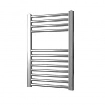 Vogue UK Axis 600 x 400 Straight Chrome Towel Rail