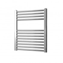 Vogue Uk Axis 600 x 500 Straight Chrome Towel Rail