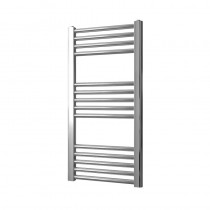 Vogue UK Axis 800 x 400 Straight Chrome Towel Rail
