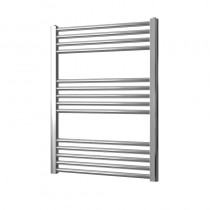 Vogue UK Axis 800 x 600 Straight Chrome Towel Rail