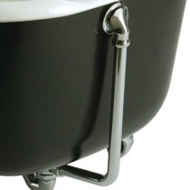 Traditional Exposed Pop Up Bath Waste Chrome