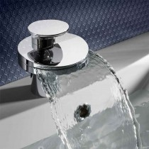 Water Circle Basin Mixer