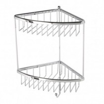Madison Double Corner Basket