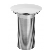 Basin Waste 14 Chrome Plated