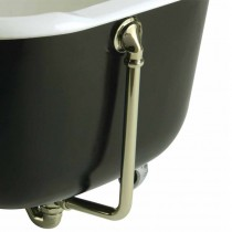 Traditional Exposed Pop Up Bath Waste Gold