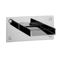 Water Square Wall Bath Spout