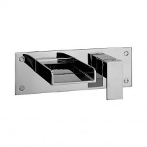 Water Square Wall 2 Hole Bath Set