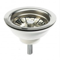 Basket Strainer Waste Chrome Plated