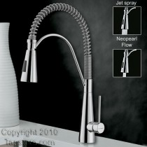 Ycon Sink Mixer with Double Jet Spray