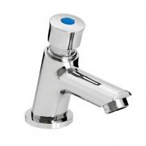 Single Self Closing Soft Touch Basin Tap