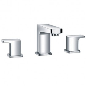 Dekka Three Hole Bath Filler