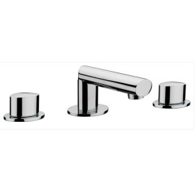OV1 3 Hole Basin Mixer