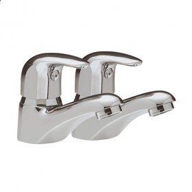 PL4 Bath Taps (Pair)