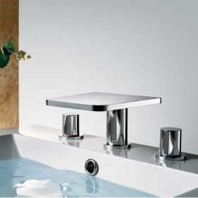 Annecy 3 Hole Basin Mixer