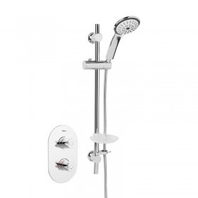 Artisan Thermostatic Recessed Shower Valve with Kit