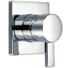 STR8 Concealed Manual Shower Valve (Square Plate)