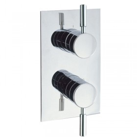 Design Thermostatic Shower With 2 Way Diverter