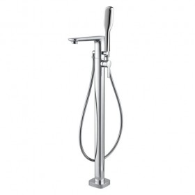 Urban Floor Mounted Bath Shower Mixer