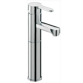 LA3 Tall Monobloc Basin Mixer No Pop-up Waste