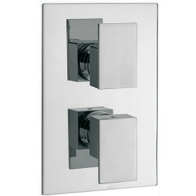 RS2 Recessed Thermostatic Shower Valve