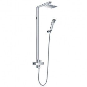 Essence Manual Shower with Rigid Riser and Handshower