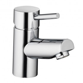 SL4 Small Basin Mixer inc Clicker Waste